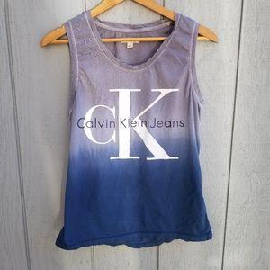 Calvin Klein Ombre Tank